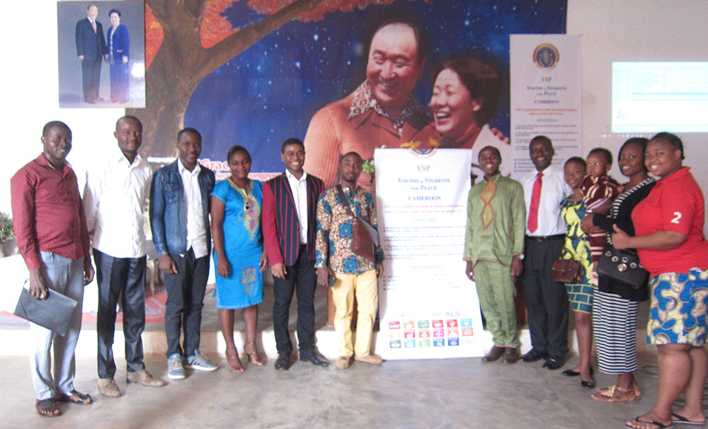 Cameroon: Character Education Workshop