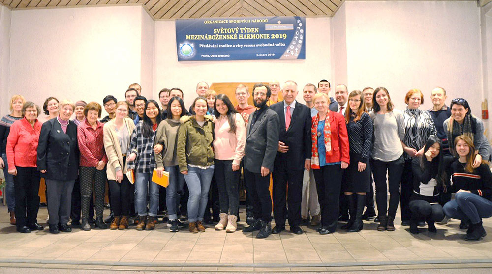 Czech Republic: World Interfaith Harmony Week