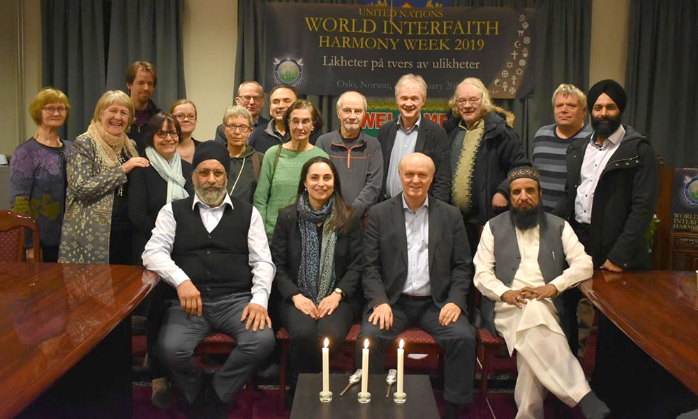 Norway: World Interfaith Harmony Week – Similarities across Differences