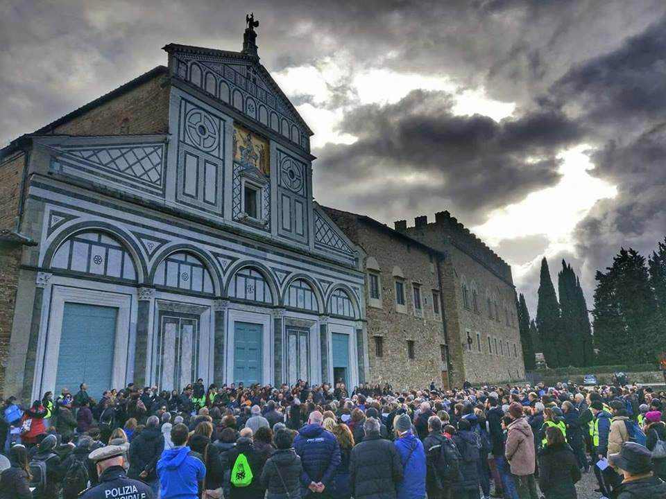 Italy: Florence, Religions on the Road