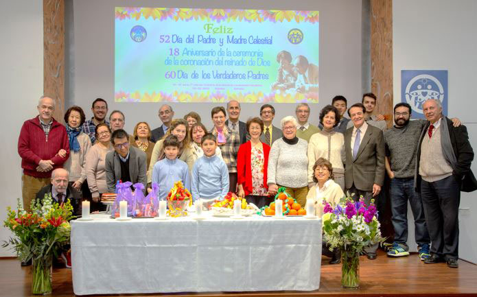 Spain: Celebration of Heavenly Parent's Day