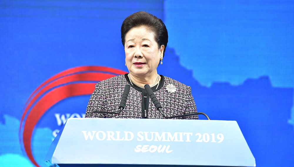 World Leaders Proclaim Peace is Possible at UPF World Summit 2019