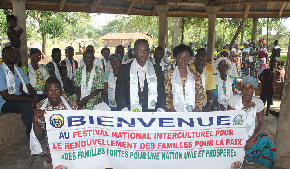Benin: Heavenly Tribal Messiah Blessing