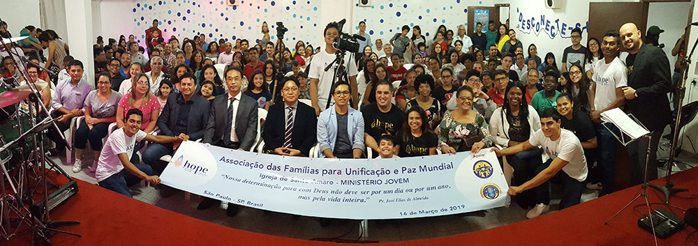 Brazil: Inauguration of HOPE – Youth Ministry