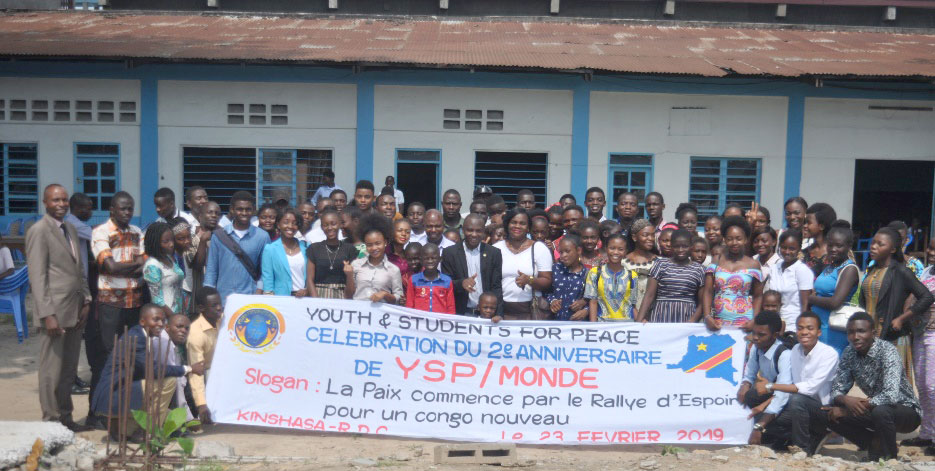 DR Congo: Celebration of Two Years Activities of YSP