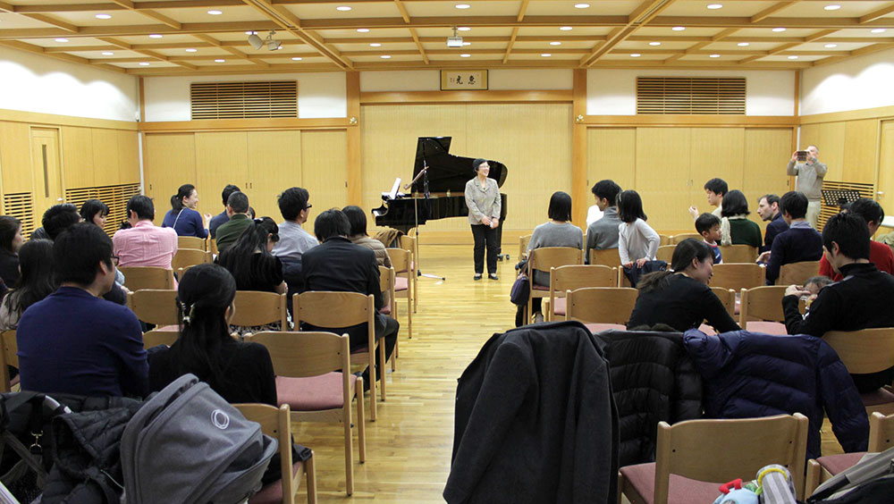 Germany: Classic Concert for Japanese Families and Blessing in Japanese Temple