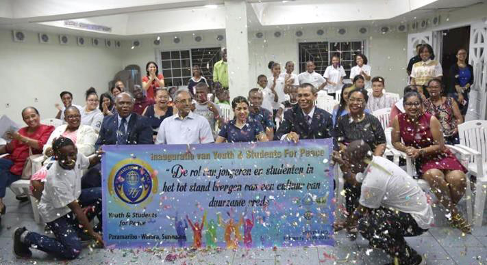 Suriname: Inauguration of YSP